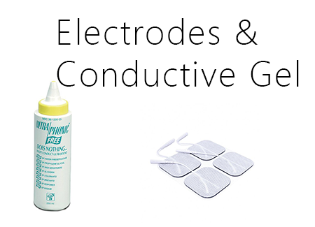 Electrodes and Adhesive Gel